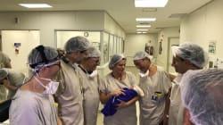 Naissance du premier bébé grâce à une greffe d'utérus d'une donneuse