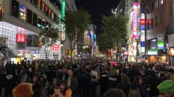 パンツを燃やす人、爆音の車両…。狂乱の渋谷ハロウィンに、区長の「お願い」よりも必要だったこと