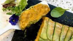 Pastel de merluza y calabaza, la receta del chef Juan