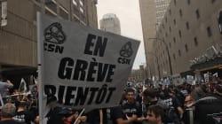 Un printemps de grèves à la