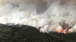 B.C. Declares State Of Emergency As It Battles Hundreds Of