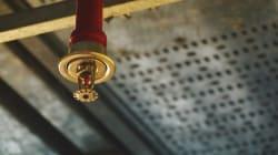Gicleurs dans les résidences:la CAQ critique le programme d'aide du