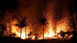 Todo lo que sabemos sobre las erupciones volcánicas del Kilauea en