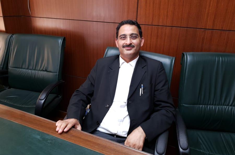 Lawyer Naushad Khan.