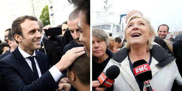 Dans l'entre-deux-tours de la présidentielle 2017, un match d'impro dicté par l'opportunisme