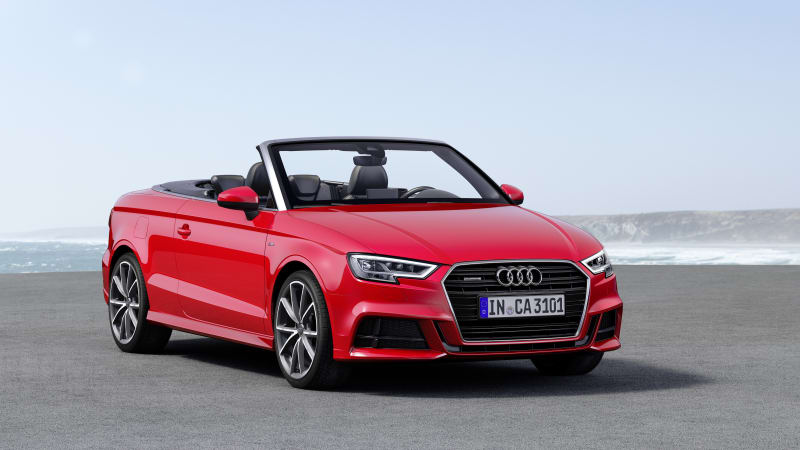 Audi A3 Cabriolet to die after 2019 model year concludes | Autoblog