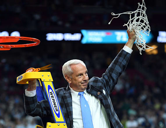 Roy Williams stays silent on Trump White House visit