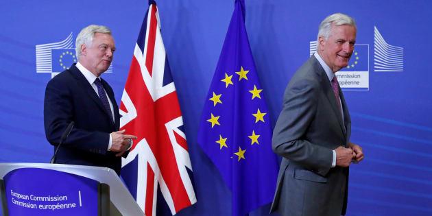 Qui de l'Union européenne ou du Royaume-Uni paiera la note salée du Brexit?