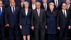 Le sommet européen tumultueux de Theresa May à