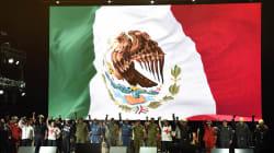 Con música, México honra a las víctimas de los