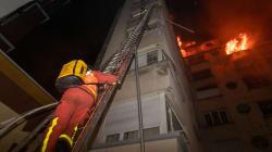 Pourquoi la suspecte de l'incendie était sortie 6 jours plus tôt d'hôpital