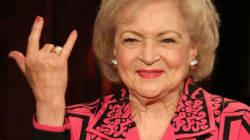 Le truc de Betty White pour vivre longtemps va vous