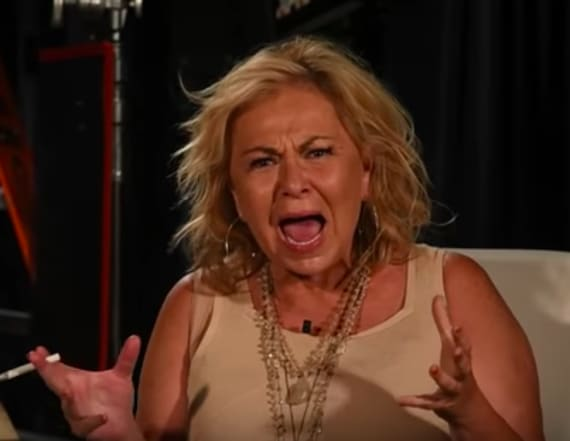 Roseanne Barr defends Valerie Jarrett tweet in rant