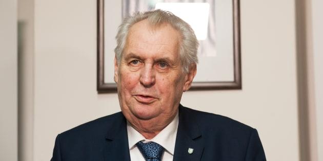 Repubblica Ceca, altro colpo ai buonisti: vince il sovranista Zeman
