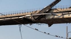 Il moncone est del ponte Morandi deve essere abbattuto o messo in sicurezza al più