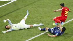 La Belgique fait une remontée spectaculaire et élimine le