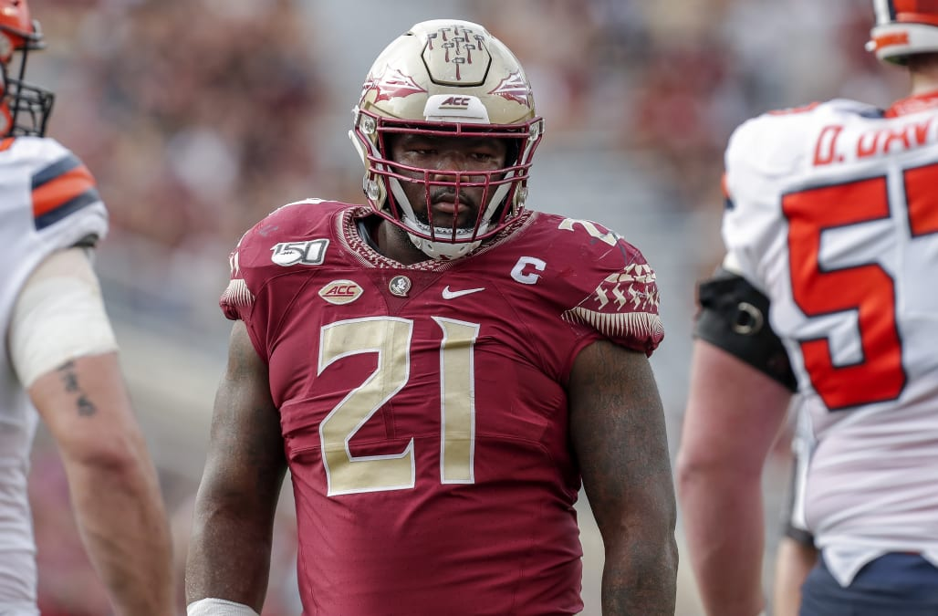 Star FSU player disputes new coach's claim he talked to each player amid protests, threatens boycott