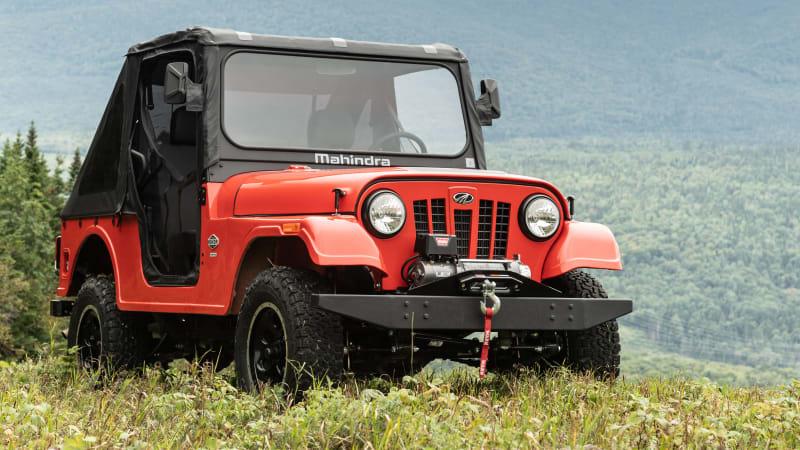 Tuning Vehículos Homologaciones: Mahindra at Detroit Auto