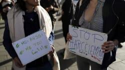 Un an après #MeToo, 600 femmes appellent à une grande marche contre les violences sexistes et
