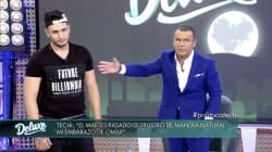 Jorge Javier Vázquez expulsa a Omar Montes del plató de 'Sábado