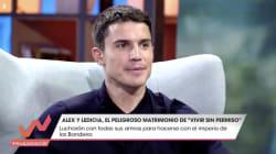 Álex González confiesa los dos motivos que le empujaron a ser