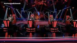 Los cinco grandes hitos de 'La Voz' en su primer mes en Antena