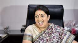 Never Faced Gender Discrimination In TV, Politics, Says Smriti
