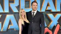 Chris Pratt And Anna Faris Announce