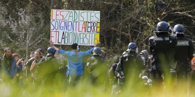 Notre-dame-des-Landes: les opposants acceptent la proposition du gouvernement sur l'avenir de la ZAD