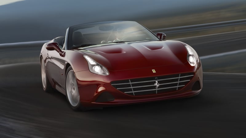Ferrari California T Gets Sharper Edge With Handling Speciale
