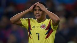 I calciatori della Colombia minacciati di morte per i rigori sbagliati (24 anni dopo l'uccisione di