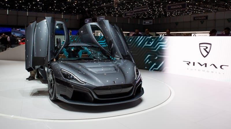 Porsche планирует увеличить свою долю в Rimac почти до 50%