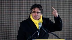 Fin de la procédure d'extradition visant Puigdemont en