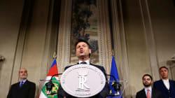Tria e Moavero tecnici non sgraditi al Colle. Di Maio e Salvini vicepremier per guidare Conte. Giorgetti sottosegretario chia...