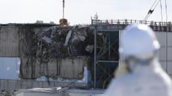 Un trou et un niveau de radiation énorme dans la centrale de
