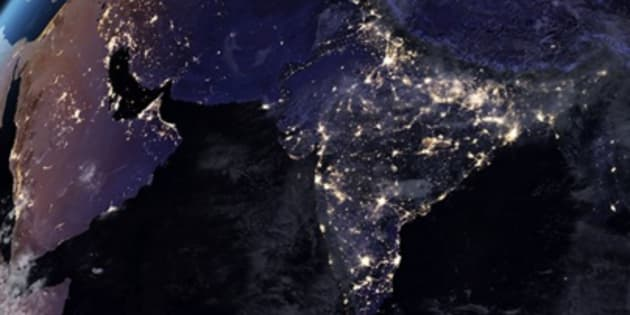 Nasa releases new global maps of earths night light and india nasa releases new global maps of earths night light and india looks absolutely stunning gumiabroncs Images