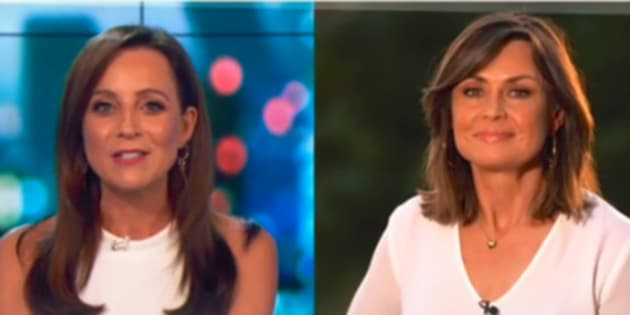 Lisa Wilkinson is moving to Channel Ten to host 'The Project'.