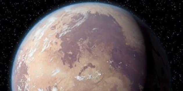 Tatooine a la particularité d'orbiter autour d'une étoile double.