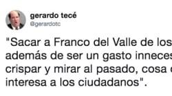 La dura reflexión sobre el Valle de los Caídos y la Fundación Franco que todos