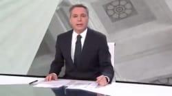 Vicente Vallés sorprende al empezar Antena 3 Noticias 2 con esta rotunda