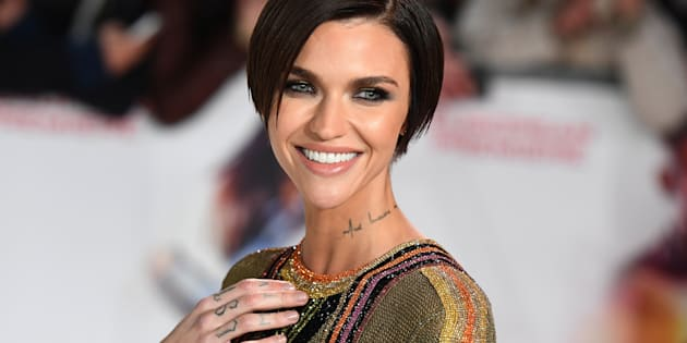 "Ruby Rose à la première londonienne de ""xXx: Return of Xander Cage"" (""xXx : Reactivated"" en France)  le 10 janvier 2017."