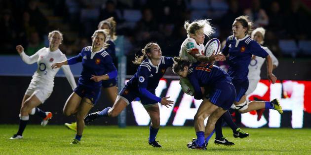 À quand des conditions au niveau pour le rugby féminin?