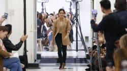 Así fue el primer desfile de Victoria Beckham en London Fashion