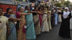 Un muro di donne, una protesta lunga 620 km in India per l'accesso al