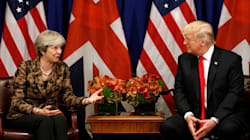 Trump et May, deux isolationnistes ayant follement besoin l'un de
