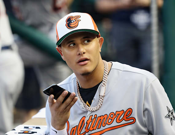 Manny Machado headed to Dodgers in 5-for-1 trade