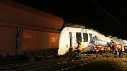 Une collision entre deux trains en Allemagne fait près de 50