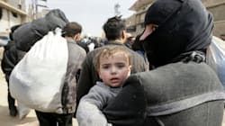 The Children Of Eastern Ghouta Are Living In Their Own