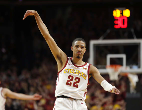 This is the most intriguing player in the NBA draft