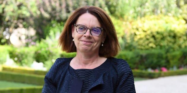 """Mireille Clapot, députée LREM, ne comprend pas qu'on puisse lui reprocher d'avoir dit qu'elle était """"une migrante""""."""